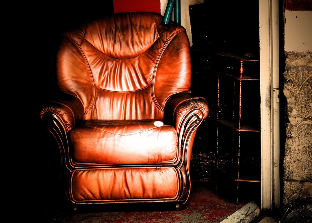 Brown Leather Sofa Cleaning Perth